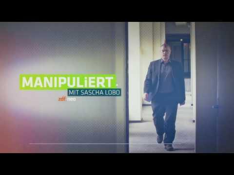 """""""Manipuliert"""" mit Sascha Lobo - Trailer"""