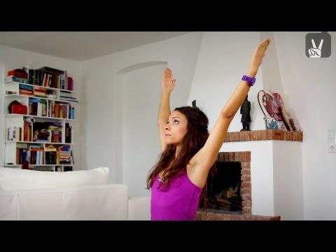 Yoga Special: Sonnengruß für Mittelstufe