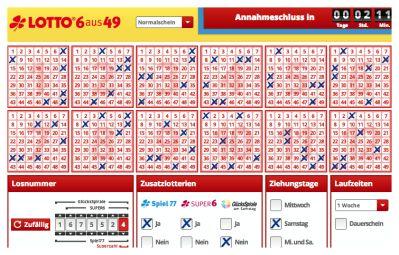 Lotto.De Gewinnen