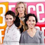 Nicolle Mueller, Birga Dexel, Ann Castro © VOX/Kirstin Guenther