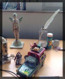 Pustefix, Engel, Feder und Jeep – Inspirations-Hilfen im Hause Prange
