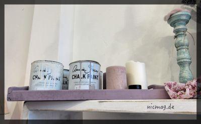 Annie Sloans Chalk Paint