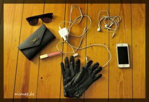 handschuhe & Sonnenbrille