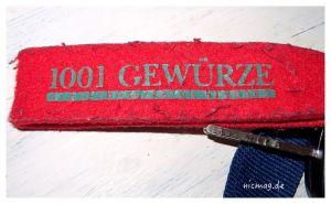 1001 Gewuerz-Schluesselanhaenger