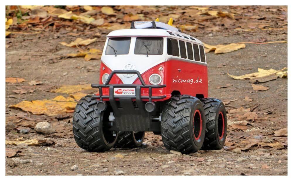 RC VW T1 Wheely Bus von Dickie Toys