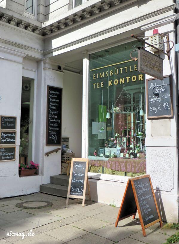 Das Eimsbüttler Teekontor