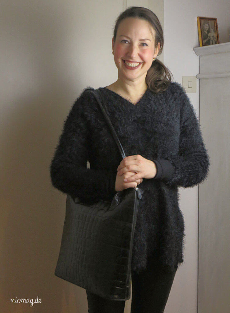 Anja und die Erb-Tasche