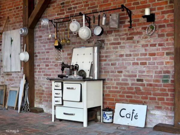 cafe in der gutshofscheune