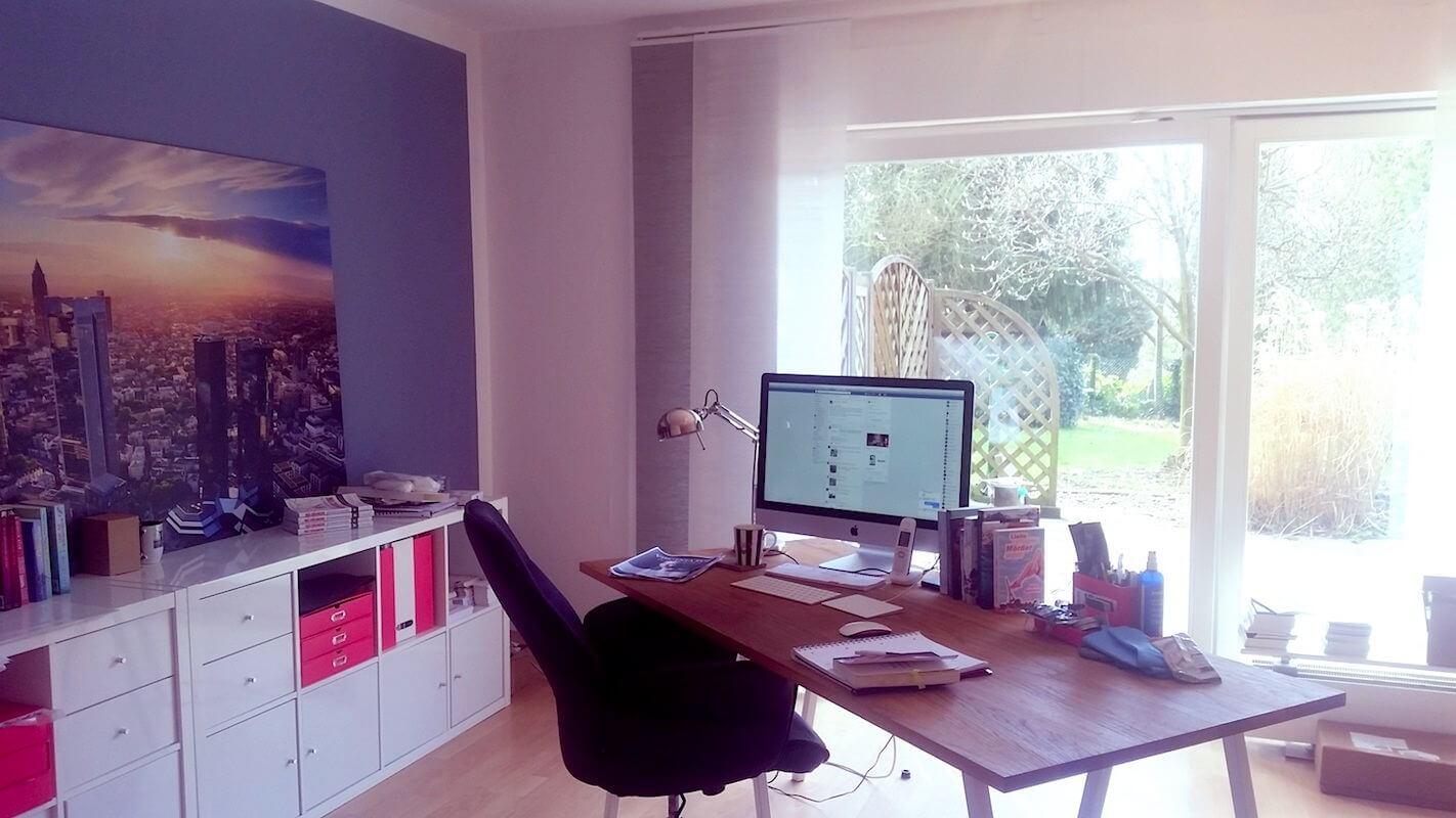 Büro Mainwunder – Foto: Tanja Rörsch