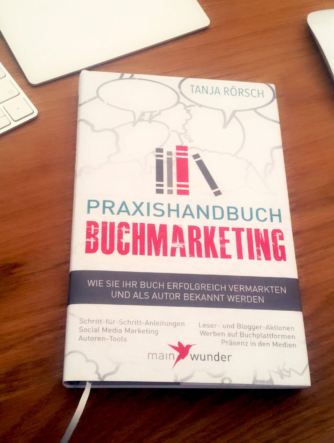 Praxishandbuch Buchmarketing von Tanja Rörsch