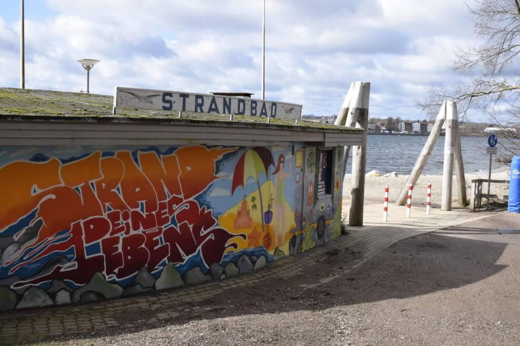 Strandbad Neustadt in Holstein
