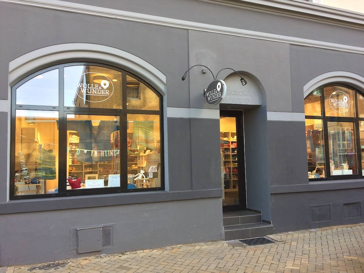 Wolle und Wunder in Kiel