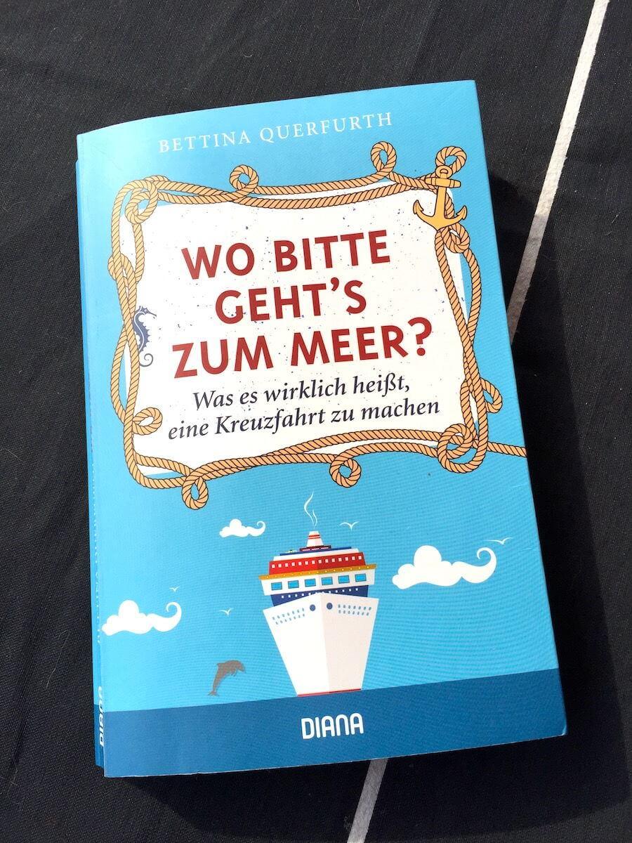 Bettina Querfurth: Wo bitte geht's zum Meer?