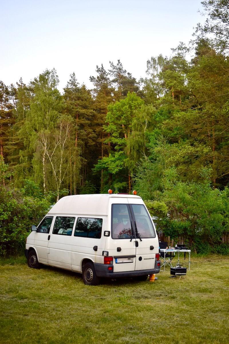 Campingplatz Naturfreund Kratzeburg