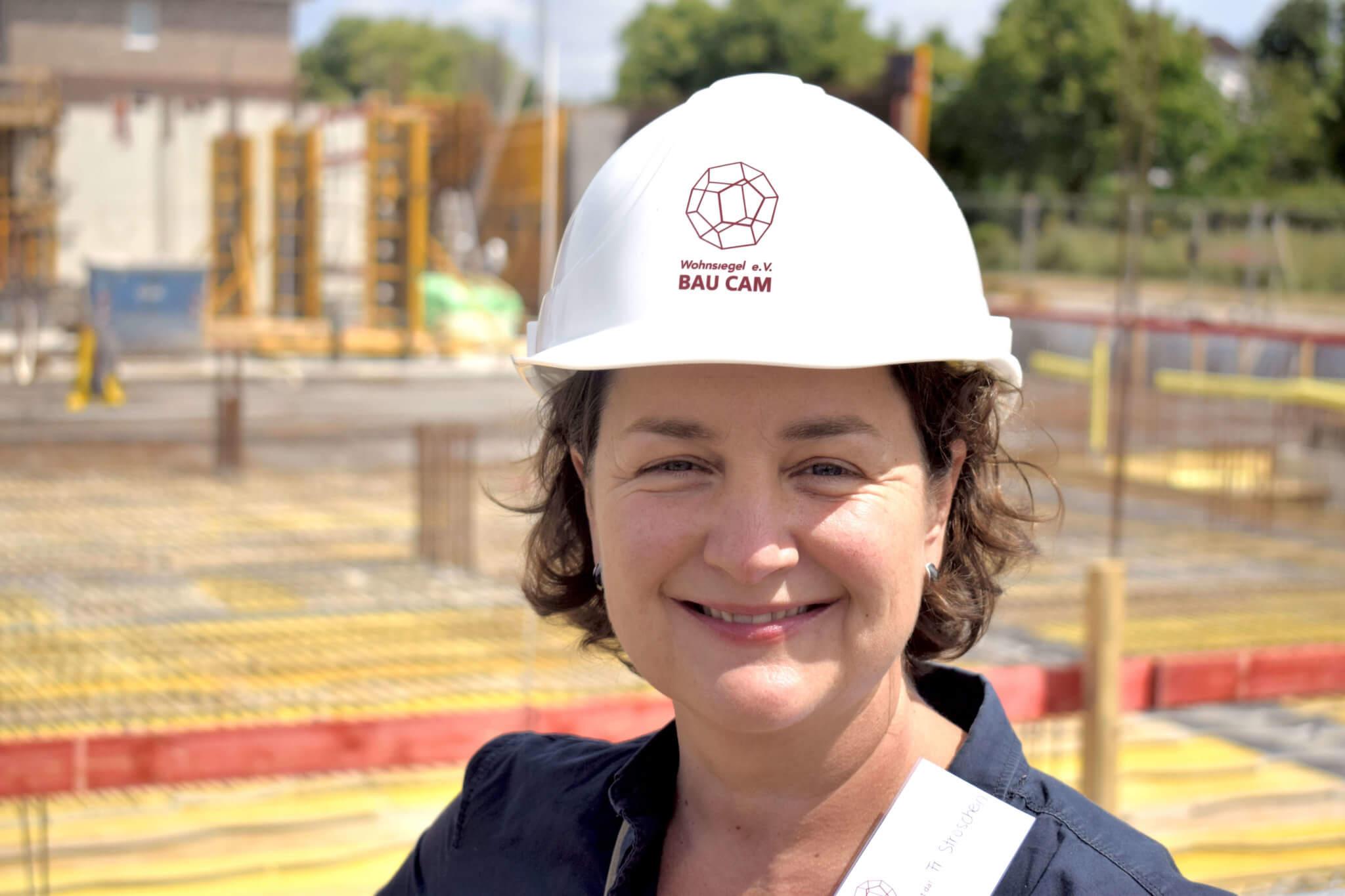 Nicole Stroschein Baustelle Bau-Cam