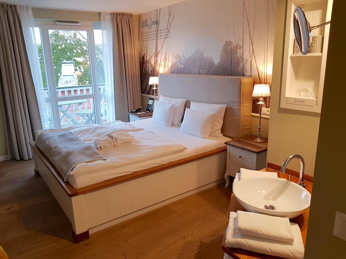 Hotel Zweite Heimat in St. Peter-Ording – Foto: Nicole Stroschein