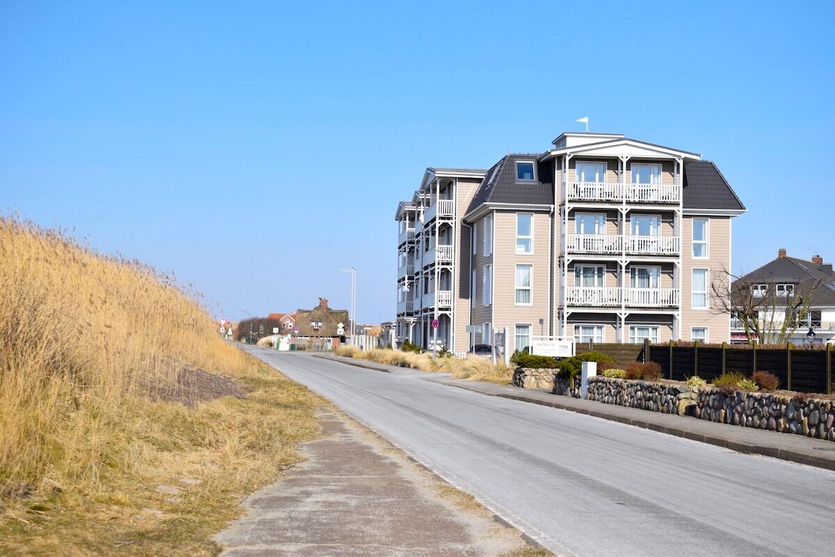 Fast Wie Zuhause Das Hotel Zweite Heimat In St Peter Ording