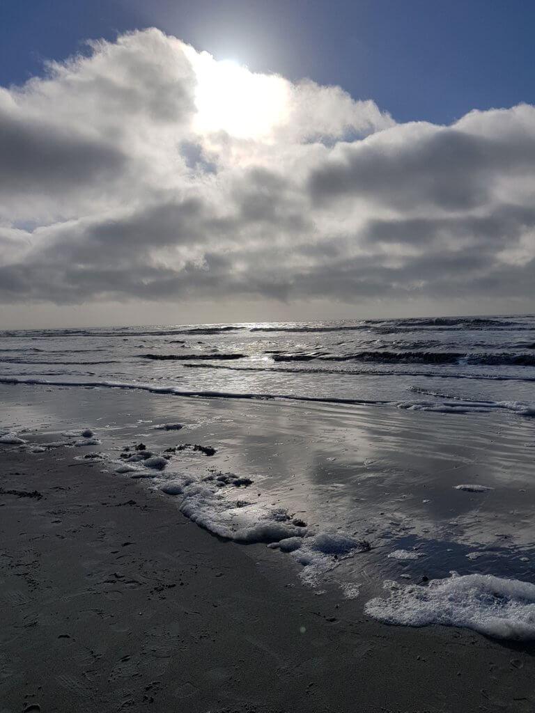 Die Nordsee in St. Peter-Ording – Foto: Nicole Stroschein