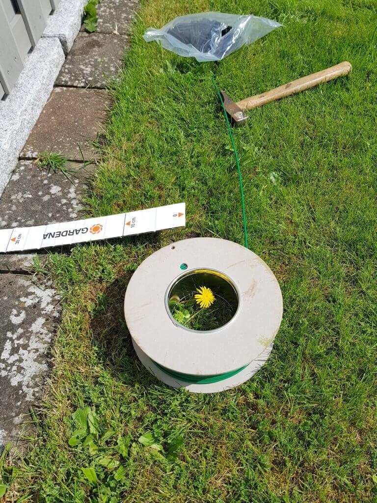 Der Gardena Sileno 500 – auch genannt Schatzi