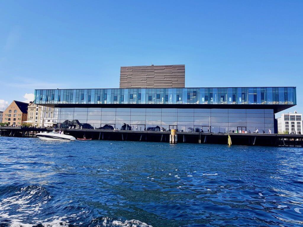 Das königliche Theater in Kopenhagen – Foto: Nicole Stroschein