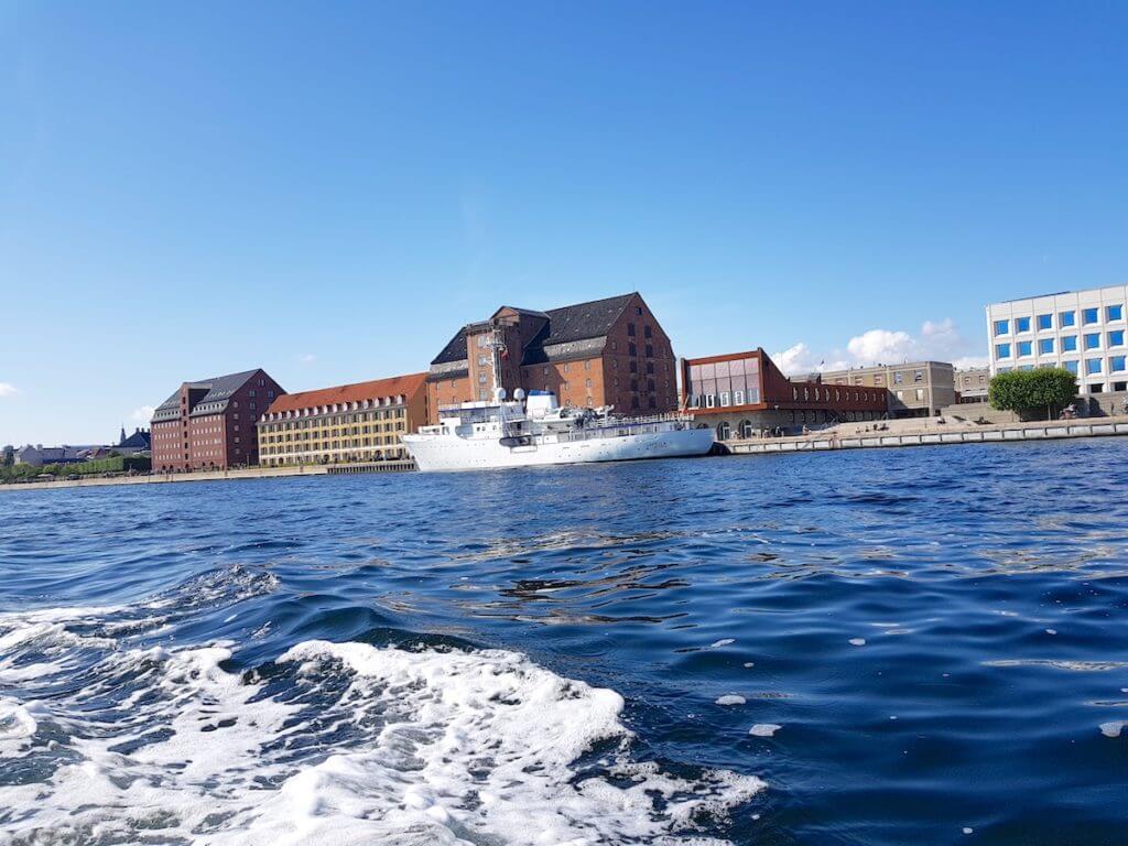Kopenhagen auf dem Wasser – Foto: Nicole Stroschein