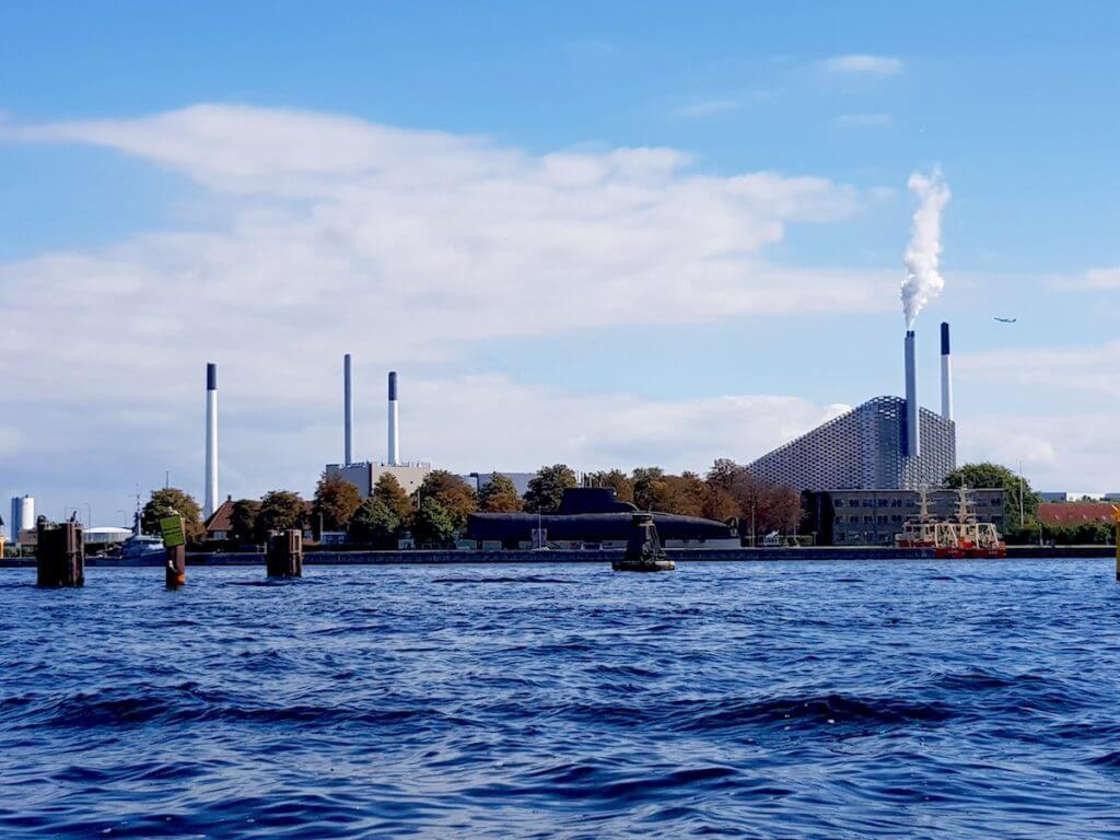 Müllverbrennungsanlage Amager Bakke, Kopenhagen – Foto: Nicole Stroschein