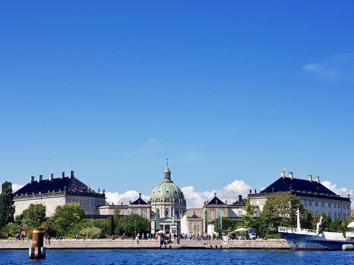 Schloss Amalienborg, Kopenhagen – Foto: Nicole Stroschein