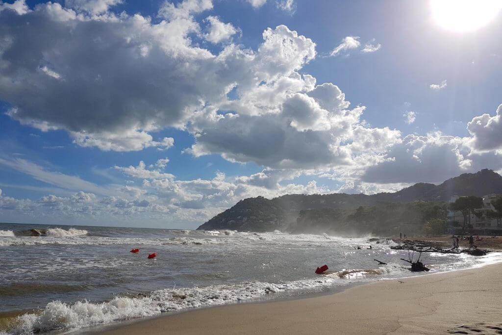 Der Strand von Canyamel auf Mallorca – Foto: Nicole Stroschein