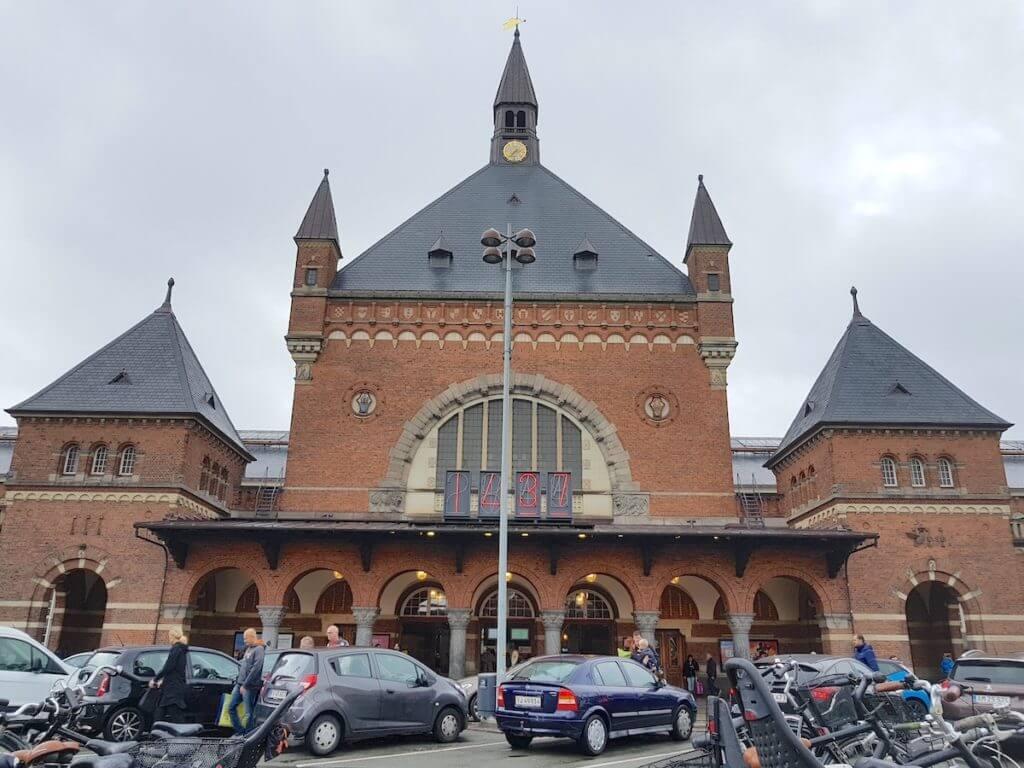 Hauptbahnhof Kopenhagen – Foto: Nicole Stroschein