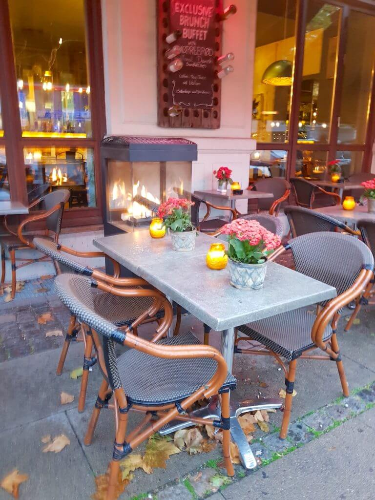 Restaurant Carlton, Vesterbro, Kopenhagen – Foto: Nicole Stroschein