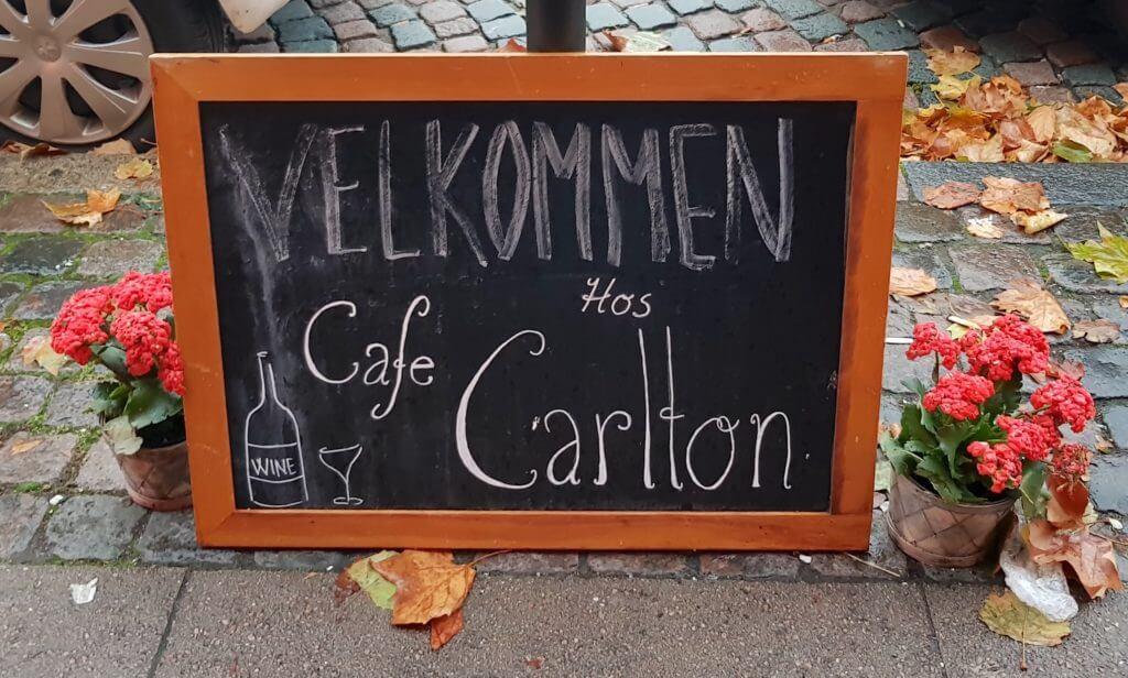 Restaurant Carlton, Kopenhagen –Foto: Nicole Stroschein