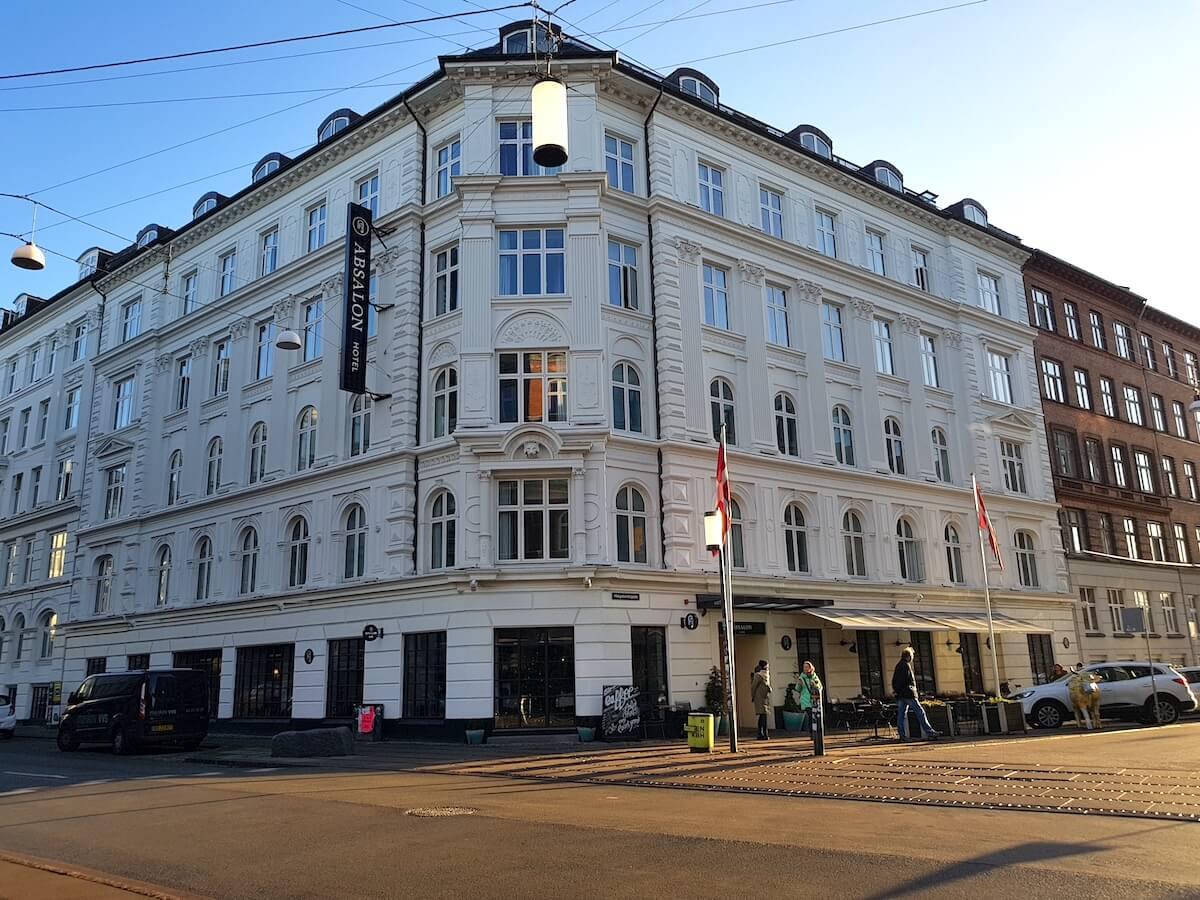 Hotel Absalon – Annex Hostel, Kopenhagen – Foto: Nicole Stroschein