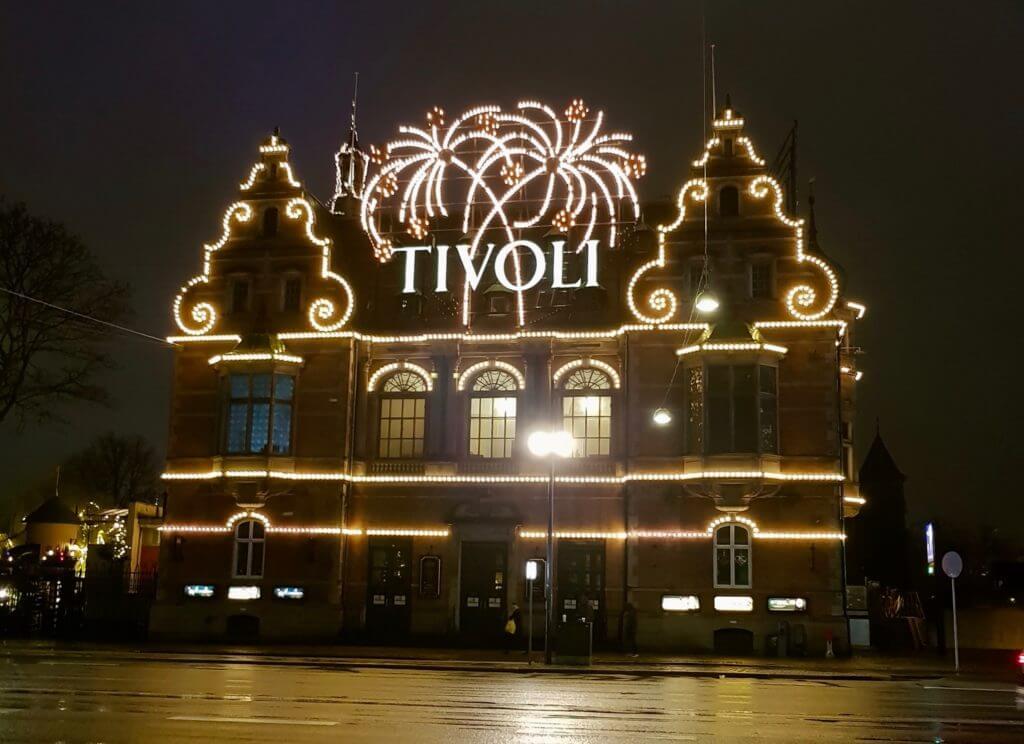 Tivoli, Kopenhagen – Foto: Nicole Stroschein