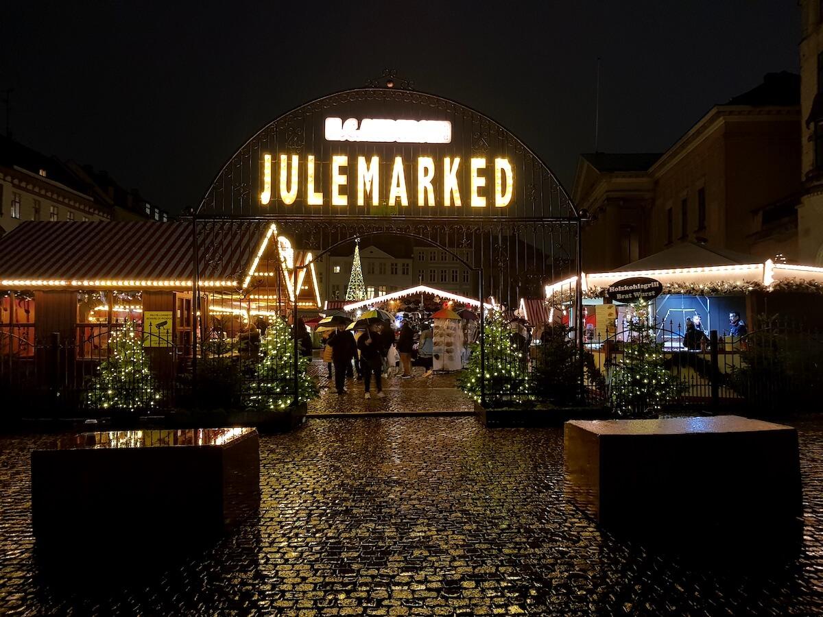 Weihnachtsmarkt Kopenhagen –Foto: Nicole Stroschein