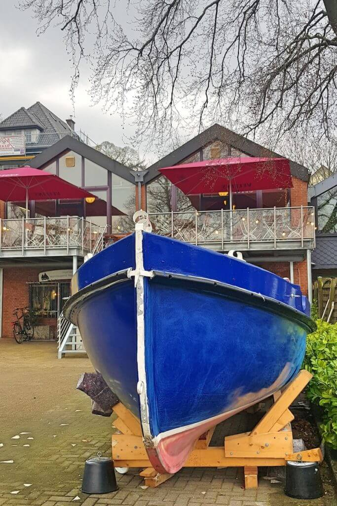 Du findest das Lagom in Kiel ist in den Räumen der Marinekameradschaft –Foto: Nicole Stroschein
